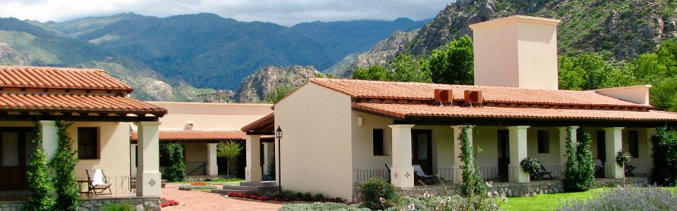 Luxury Cafayate hotel