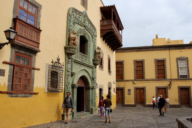 Museo Colon (travel guide to Las Palmas de Gran Canaria)