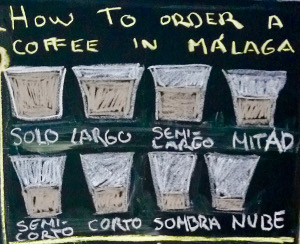 How to drink coffee in Málaga (Why Málaga is worth a visit)