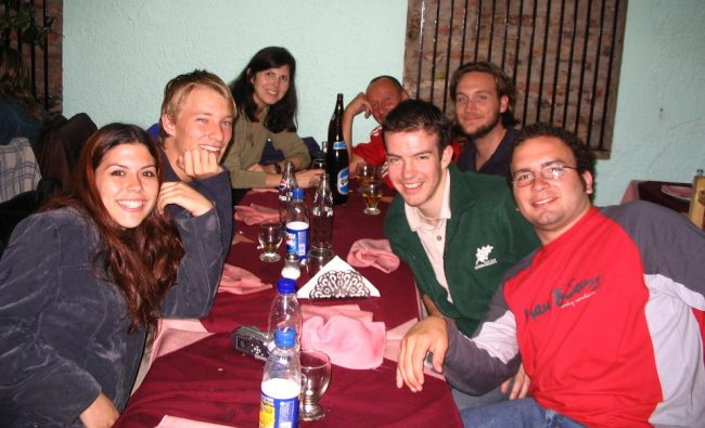 Socializing in a Buenos Aires hostel (over 40 and planning a first solo trip)