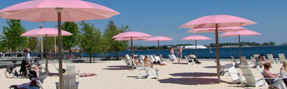 Sugar Beach, Toronto