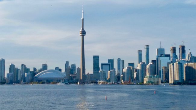 Toronto skyline (great Toronto photos)
