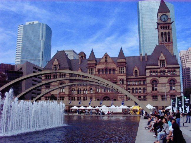 Old City Hall (great Toronto photos)