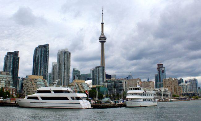 Toronto skyline (great Toronto photos)