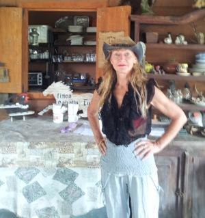 Denise O'Leary in Costa Rica