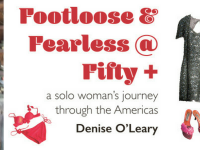 Book review of Footloose & Fearless @ Fifty +