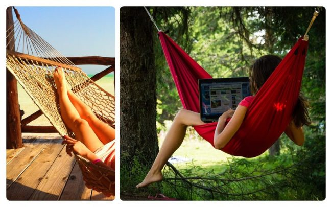 afternoon in a hammock (203 travel challenges)