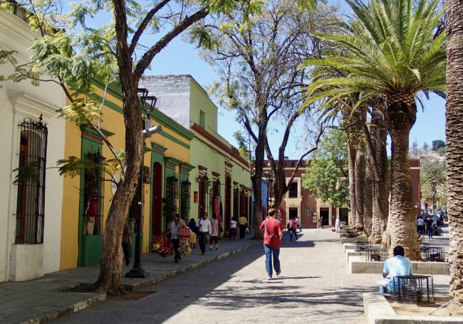 Oaxaca, Mexico (hub cities)