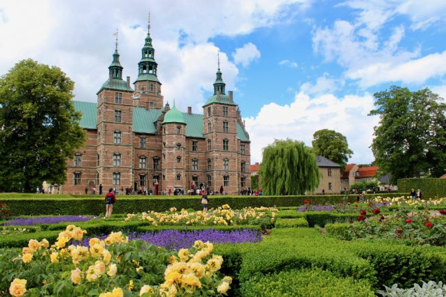 Rosenborg Castle and Garden (save money in Europe)