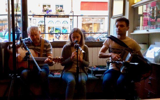 Traditional Irish music at John M. Reidy's (things to do in Killarney)