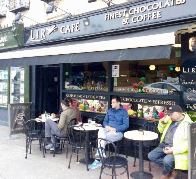 Lir Cafe, Killarney (things to do in Killarney)