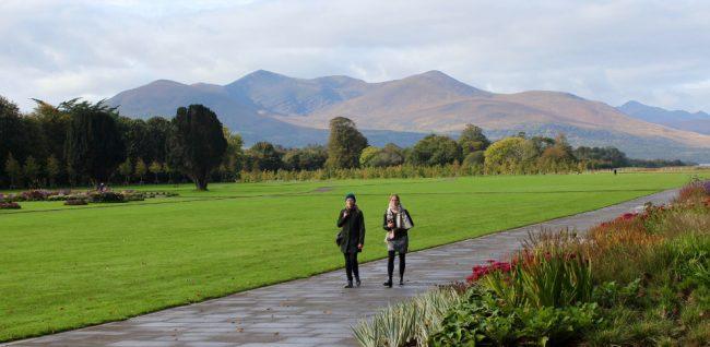 The Gardens of Killarney House (things to do in Killarney)