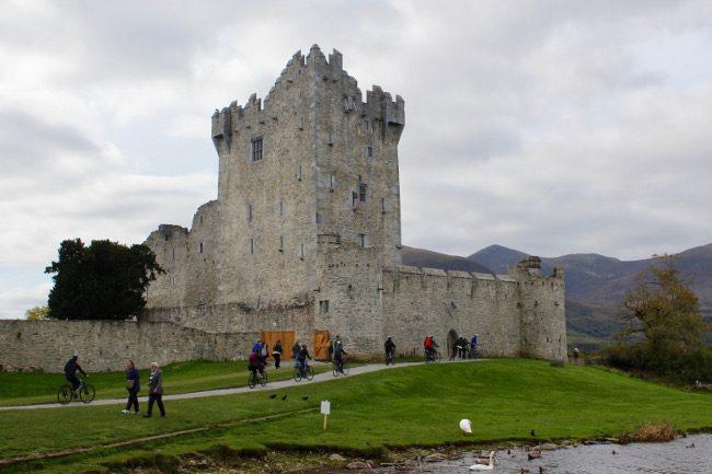 Ross Castle - Killarney National Park (things to do in Killarney)