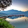 Sun Moon Lake, Taiwan (why go to Taiwan)