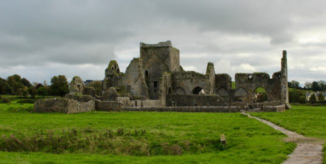 Hore Abbey, Cashel, Ireland (highlights of 2017)