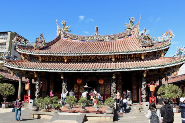 Bao'an Temple, (2 days in Taipei itinerary)