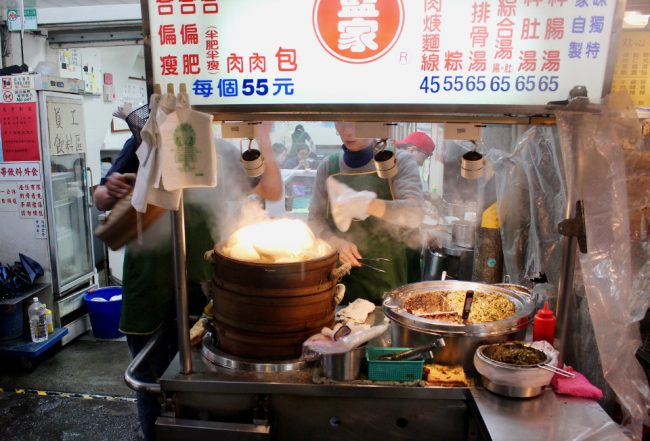 Lan Jia: most popular gua bao place in Taipei (what to eat in Taiwan)