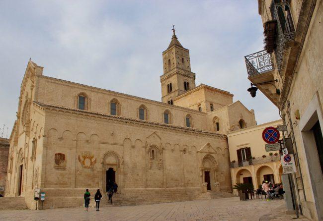 Matera's Cathedral (Duomo) (Matera in photos)