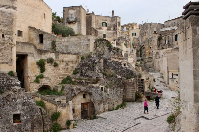 Sasso Caveoso, Matera (Matera in photos)