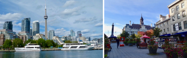 Montreal or Toronto: which should you visit?