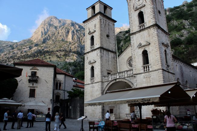 St Tryphon's Cathedral, Kotor (guide to Kotor)