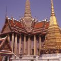 Temple in Bangkok (monk story)