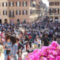 Rome Spanish Steps (overtourism)