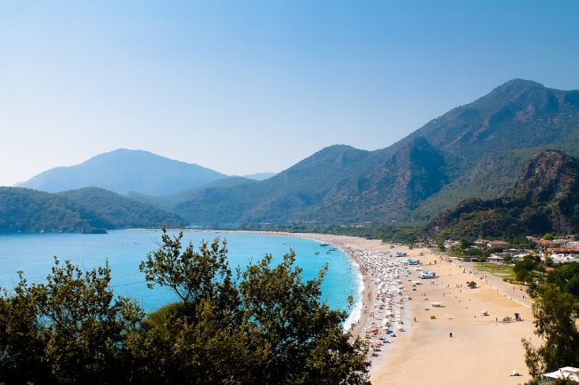 Oludeniz, Turquoise Coast (places to visit in Turkey)