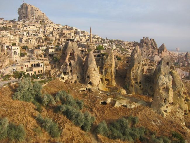 Cappadoccia (places to visit in Turkey)
