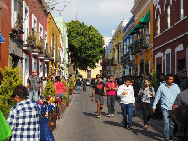 Calle de Los Sapos, Puebla (things to do in Puebla)