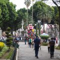 Zocalo of Puebla (things to do in Puebla)