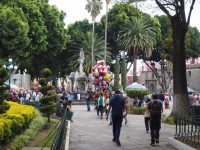 Zocalo of Puebla