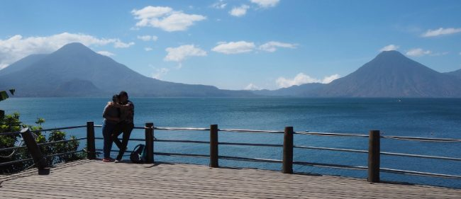 Waterfront, Panajachel (visit Lake Atitlan)