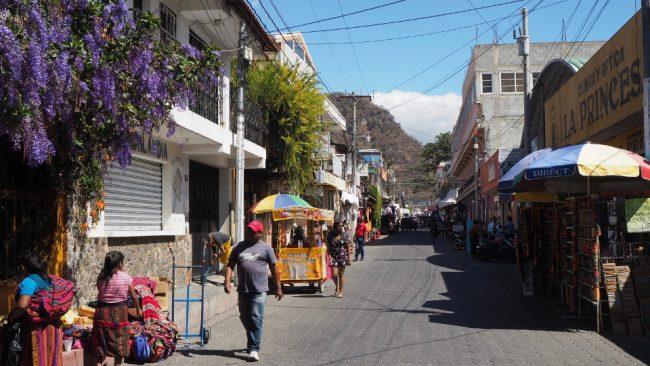 Calle Santander, Panajachel (visit Lake Atitlan)