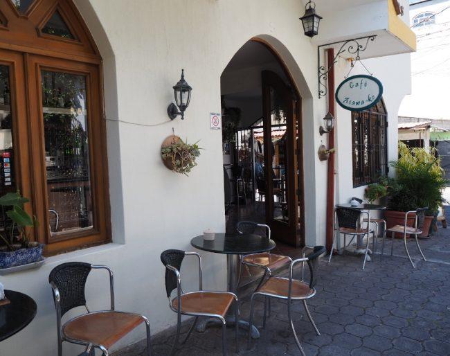 Cafe Asawa-ko, Panajachel (visit Lake Atitlan)