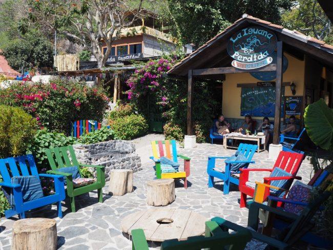 Hostel La Iguana Perdida, Santa Cruz (visit Lake Atitlan)