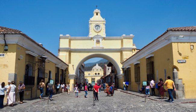 Arco de Santa Catalina (things to do in Antigua Guatemala)