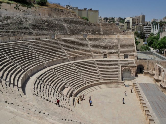 Roman Theatre, Amman (what to do in Amman)