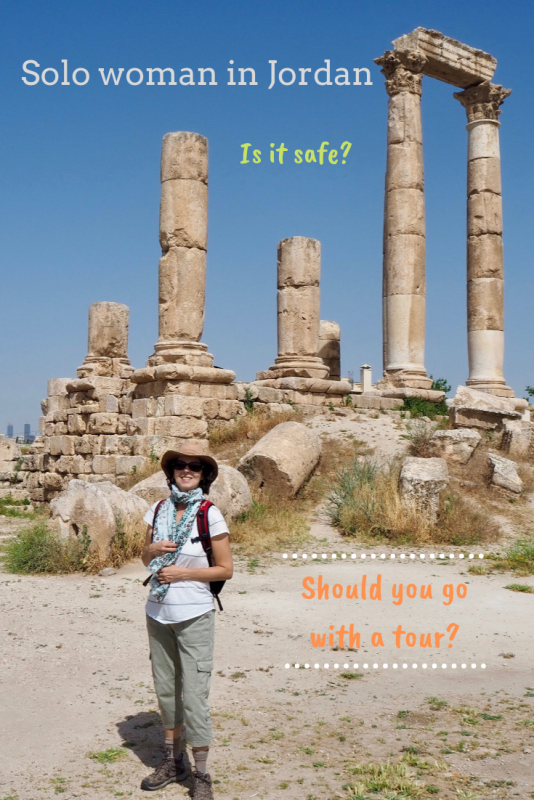 Solo woman in Jordan - Is it safe?