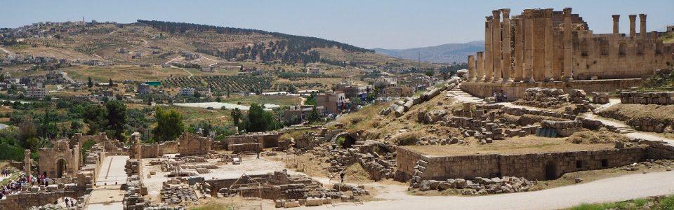 Jerash, Jordan