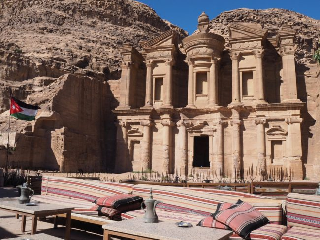 Monastery at Petra, Jordan (places to visit in Jordan)