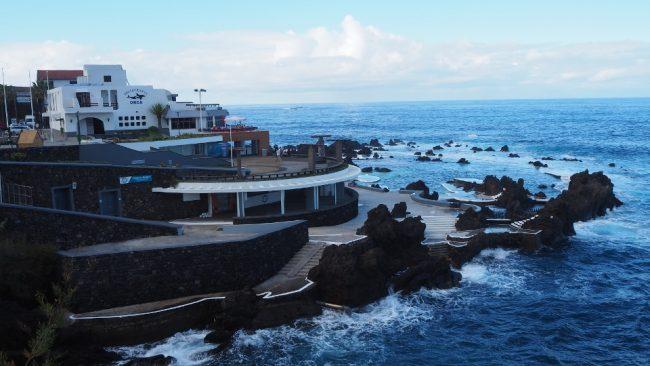 Porto Moniz natural pools, Madeira (best winter destinations in Europe)