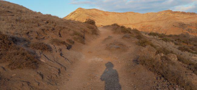 Vereda da Ponta de São Lourenço trail (hikes in Madeira)