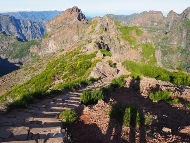 View from Pico Arieiro, Madeira
