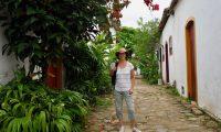 Me in Paraty, Brazil