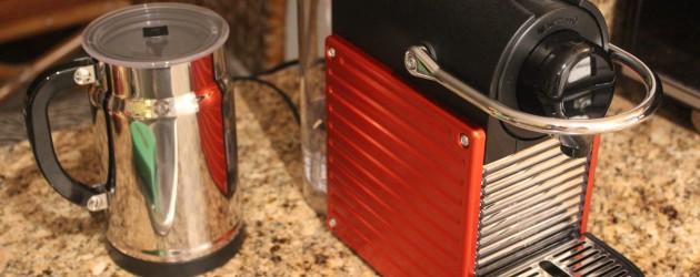 My Nespresso machine saves me $65 a month