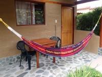 $15 room with porch and hammock (Vilcabamba, Ecuador)