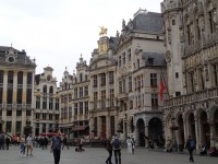 More guild houses on Grand Place
