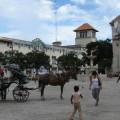 A street scene in La Habana (Cuba)