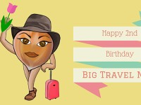 Happy 2nd Birthday BigTravelNut